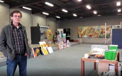 Kunst en ambacht brengen bedrijvigheid terug in oude Loonse schoenfabriek
