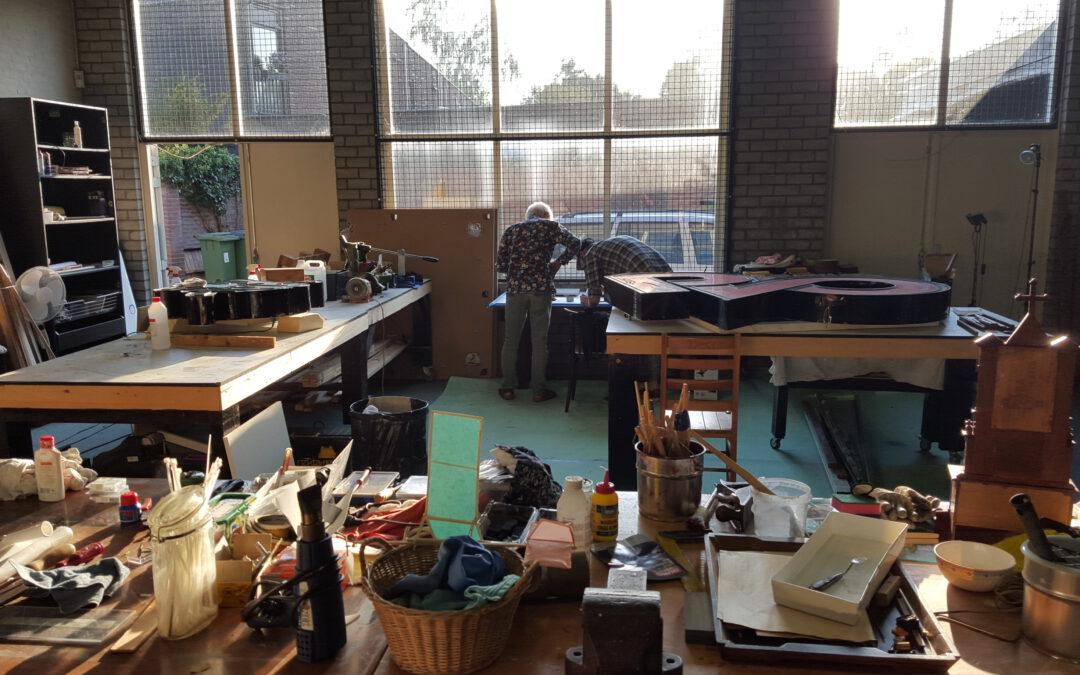 Hele jaar – Werkplaats en leerfabriek